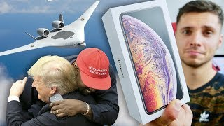 Download Is Apple Building an 'iPlane 1' For Trump? News & XS Winner! Video
