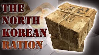 Download MUST SEE!!! NORTH KOREAN RATION, SINGLE MEAL PACK || DPRK Video
