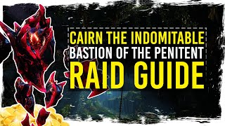 Download Guild Wars 2 - Quick Raid Guide - Cairn the Indomitable - Boss 1 - Wing 4 Video