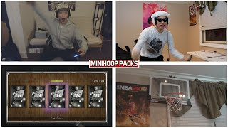 Download EPIC MINIHOOP PACK OPENING WAGER!! - NBA 2K16 MY TEAM Video