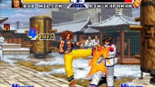 Download [TAS] Real Bout Fatal Fury Special - Bob Wilson Video