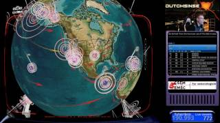 Download 3/27/2017 - Nightly Earthquake Update + Forecast - Northwest USA slow slip event taking place Video