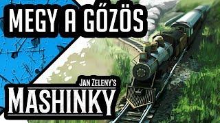 Download MEGY A GŐZÖS | MASHINKY Video