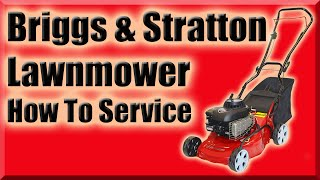 Download Briggs And Stratton Powered Lawnmower Not Working How To Service Video