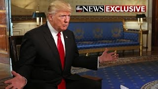 Download Trump Full Interview with David Muir | ABC News Video