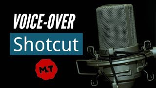 Download How to Record a Voice-Over in Shotcut Video