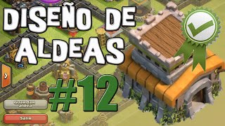 Download Aldea de Guerra | TH 8 | Diseño de Aldeas #12 | Descubriendo Clash of Clans Video