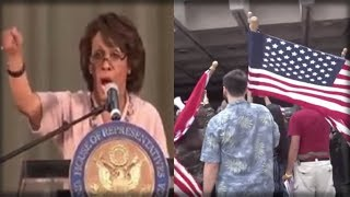 Download RIGHT AFTER CALLING FOR TRUMP'S IMPEACHMENT, MAXINE WATERS GOT SMACKED WITH INSTANT JUSTICE Video
