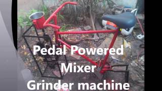 Download pedal powered mixer grinder || Engg.project ||मिक्सर मशीन Video