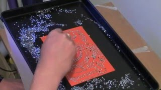 Download rhinestone transfer DIY stencil Video
