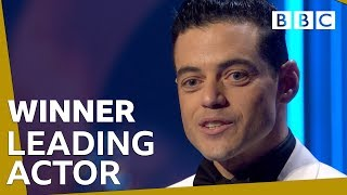 Download Rami Malek wins Leading Actor BAFTA 2019 🏆- BBC Video