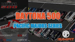 Download Daytona 500 - Pacific Majors Series - iRacing Video