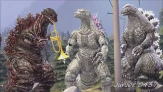 Download We are Number One but it's the Godzilla version and it's animated in SFM Video