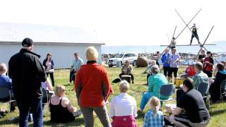 Download Iceland, summer festival in Dransnes Video