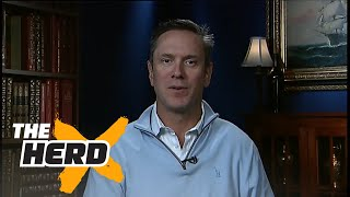 Download Drew Bledsoe explains what QB Tony Romo is feeling as a backup to Dak Prescott in Dallas | THE HERD Video