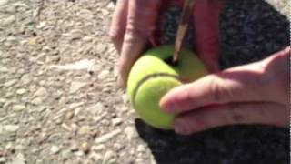 Download Can we break into a car with a Water bottle, Tennis Ball or Coat Hanger? Video