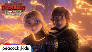 Download HOW TO TRAIN YOUR DRAGON: THE HIDDEN WORLD | Official Trailer Video