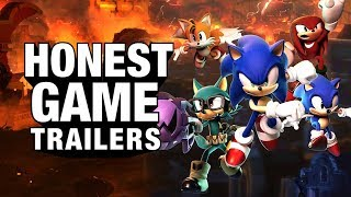 Download SONIC FORCES (Honest Game Trailers) Video