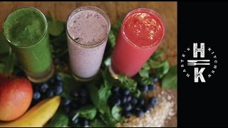 Download New Year healthy Breakfast Smoothies Video