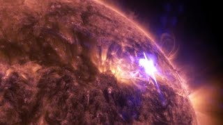 Download NASA's 4K View of April 17 Solar Flare Video