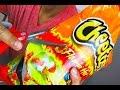 Download How to make Huge Hot Cheetos Gummy Cheeto Bag! Fun & Messy DIY Jello Video