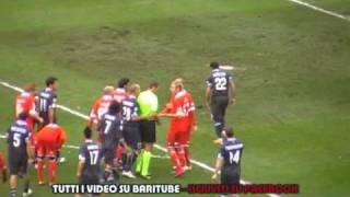Download BARI-NAPOLI 0-2 GOAL LAVEZZI AZIONE COMPLETA E RISSA 23-01-11.mpg Video
