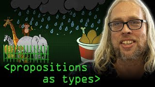 Download Propositions as Types - Computerphile Video