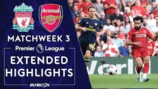 Download Liverpool v. Arsenal | PREMIER LEAGUE HIGHLIGHTS | 8/24/19 | NBC Sports Video