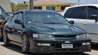 Download Turbocharged 1994 Honda Accord - One Take Video