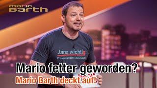 Download Kurz vor der Sendung: Mario fetter geworden? | MARIO BARTH DECKT AUF! Video