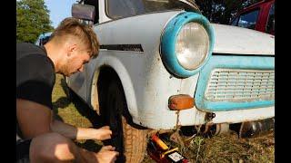 Download Trabant z kopřiv ven! Pojede? Toníček 2/5 Video