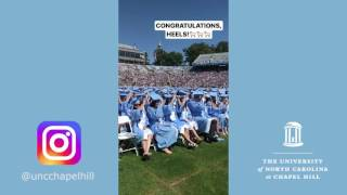 Download 2017 Spring Commencement on Instagram Video