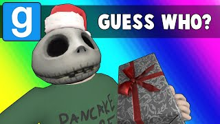 Download Gmod Guess Who Funny Moments - Stomping on the Nogla Bug! (Garry's Mod Christmas) Video