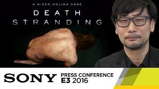 Download Hideo Kojima Presents: Death Stranding - World Premiere Trailer - E3 2016 Sony Press Conference Video