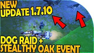 Download NEW UPDATE 1.7.10 - DOG RAID + STEALTHY OAK EVENT - Last Day On Earth Survival 1.7.10 Update Video
