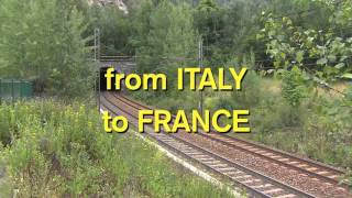 Download TGV Italy France Driver's eye view PREVIEW Video