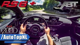 Download ABT Audi RS6+ 705HP 4.0 TFSI V8 BiTurbo POV Test Drive by AutoTopNL Video