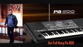 Set Korg Pa600 Studio Romania 2017 Free Download Video MP4 3GP M4A