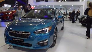 Download Nuevo Subaru Impreza: lanzamiento Salón del Automóvil 2016 Video