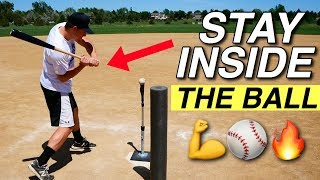 Download Ultimate Drill to Stay INSIDE THE BALL (Baseball Hitting Drills) Video