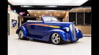 Download 1937 Chevrolet Street Rod For Sale Video