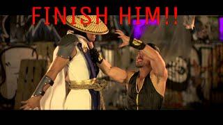 Download Mortal Kombat X: Shang Tsung VS Raiden Video