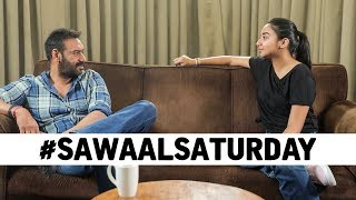 Download How well does Ajay Devgn know our generation? | #SawaalSaturday | De De Pyaar De | MostlySane Video