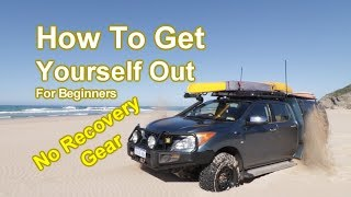 Download Bogged With No Recovery Gear | Self Recovery Video