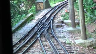 Download MUST SEE! Three rail switch moving at Corcovado siding Video