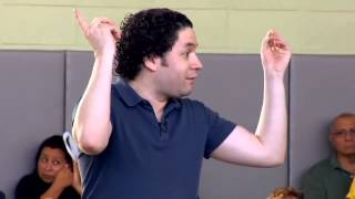 Download Gustavo Dudamel Conducts the YOLA at HOLA Wind Ensemble - October 13, 2012 Video