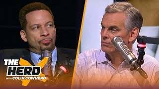 Download Kevin Durant has yet to prove he's a better player than LeBron - Chris Broussard | NBA | THE HERD Video