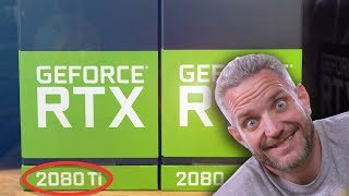 Download Unboxing CUSTOM NVIDIA RTX Cards! This box is CRAZY! Video