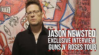 Download Jason Newsted: Guns N' Roses Taught Me 'What Not to Do' Video