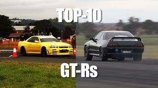 Download Top-10 Quickest Street GT-Rs - Motive DVD GT-R Challenge Video